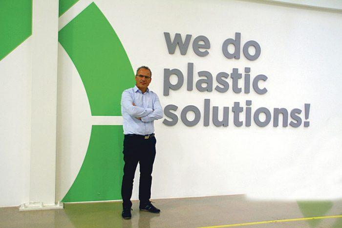 Soluções integradas para a indústria do plástico